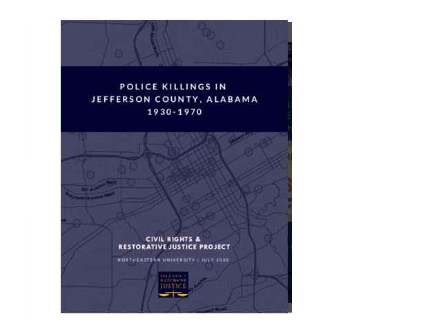 Police Killings in Jefferson County, Alabama: 1930-1970 (2020 Report)