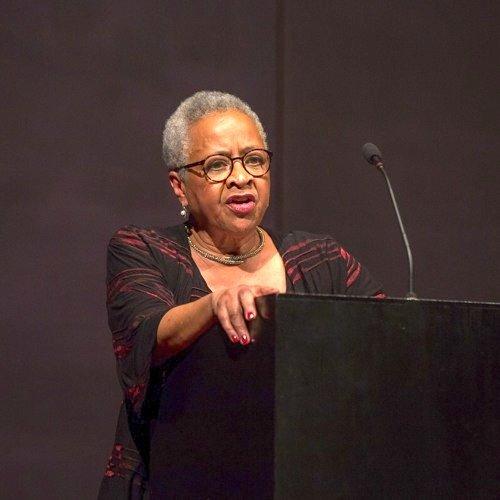 headshot of Dr. Margaret Burnham