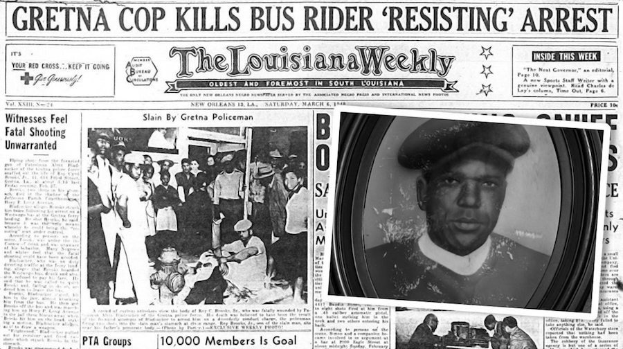 72 years before George Floyd, this police killing sparked national protests