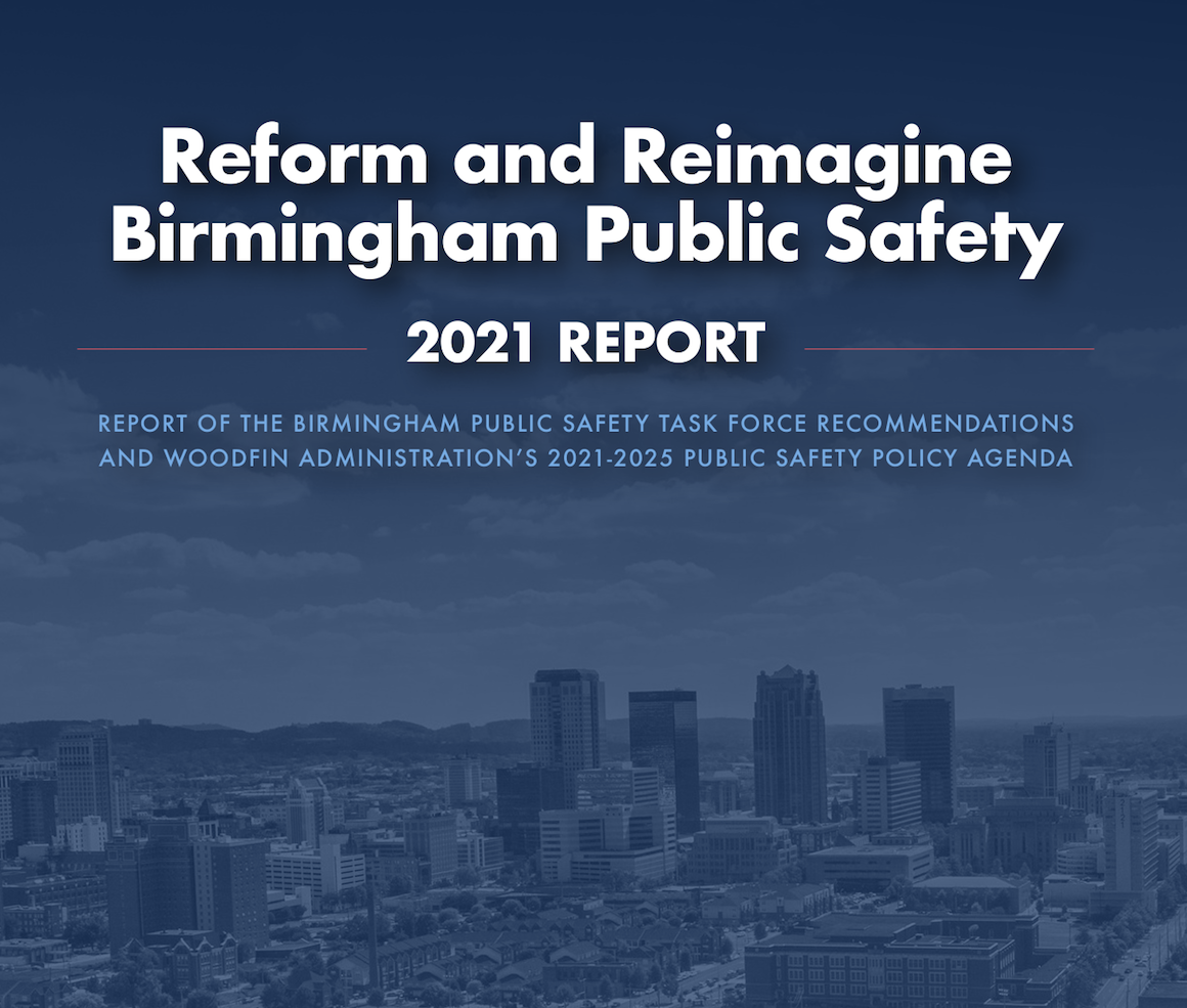 Reform and Reimagine Birmingham Public Safety