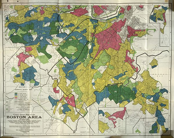 Redlining: From Slavery to $8 in 400 Years